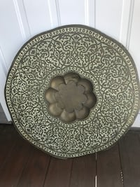Cast Brass Table top