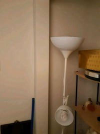 Dual stand up lamp