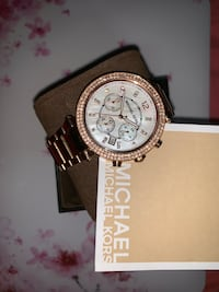 Michael Kors Rose Gold Watch Toronto, M9L 2H4