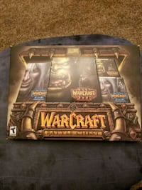 Warcraft Battle Chest ,  PC game  Omaha, 68135