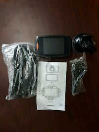 black and gray Garmin GPS navigator Toronto, M9N 2A7