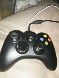 black Xbox 360 wireless controller Washington, 20002