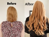 Hair extension services  Mississauga, L5M 7E1