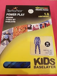 New inbox youth base layer set Waunakee, 53597