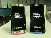 two black and silver Samsung Galaxy S6 Edge Florida