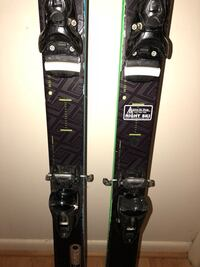 Atomic twins skis 164 Mc Lean, 22101