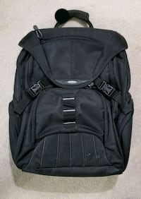 Heavy duty Backpack (black color) Toronto, M4P 2A6