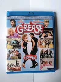 Grease on BluRay