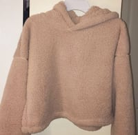super soft cropped sweater  Milton