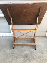 Antique drafting table  San Leandro, 94577