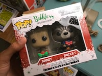 Groot and Rocket Bobblers by Funko Alexandria, 22309