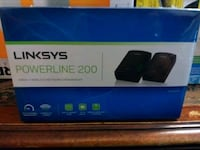 black and blue Linksys wireless router extender Lakeland, 33810