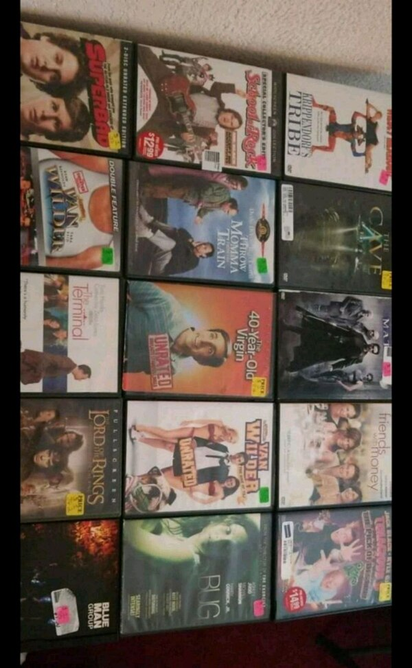 DVDs  be694d84-4223-4a47-b0bd-4f8488e792b9