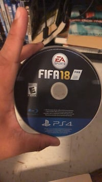 FIFA 16 PS4 game disc El Paso, 79904