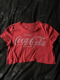 CocaCola crop top Tustin, 92780