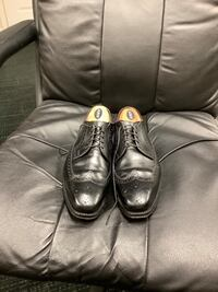 Allen Edmonds dress shoes size 7 regular width