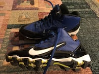 Nike football cleats Capitol Heights, 20743