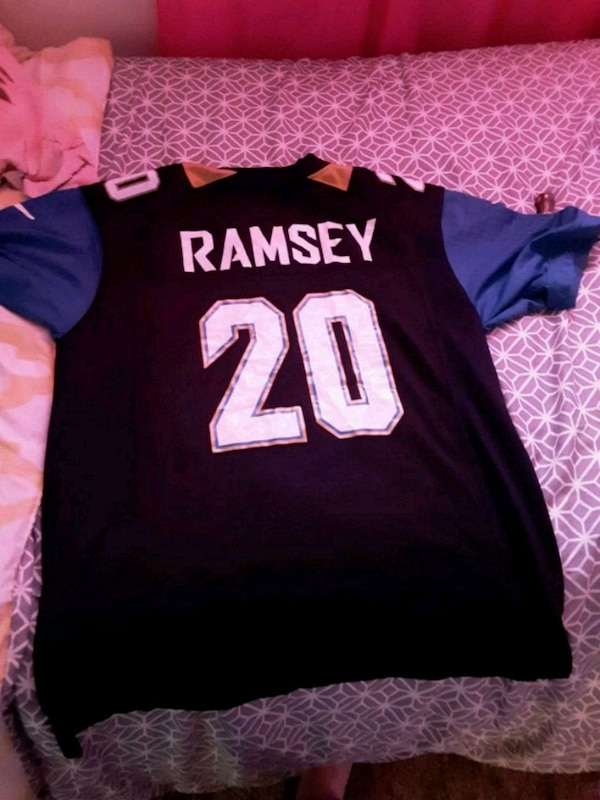 brand new 4df2d 65bc6 Authentic Jalen Ramsey Jersey. Was pick 5 in the