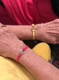 New MK bracelet Ari with suede band- multiple colors available $5 each Surprise, 85379