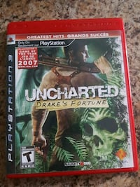 Xbox One Uncharted Drake's Fortune case Fort Erie, L0S 1B0
