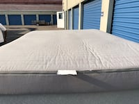 IKEA Memory Foam Mattress with boxspring- Delivery Available  Aurora, 80045