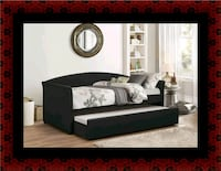 Daybed black with mattress Rockville, 20847