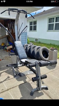 Bowflex home gym - workout _ price firm
