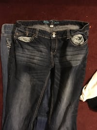 black acid-watch denim bottoms Great Falls, 59401