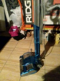 blue and black upright vacuum cleaner Simi Valley, 93063