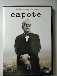 Capote DVD-Hülle