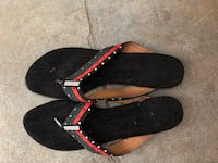 Size 13 wide Womens Flip Flops Custom Made in India Loma Linda, 92354