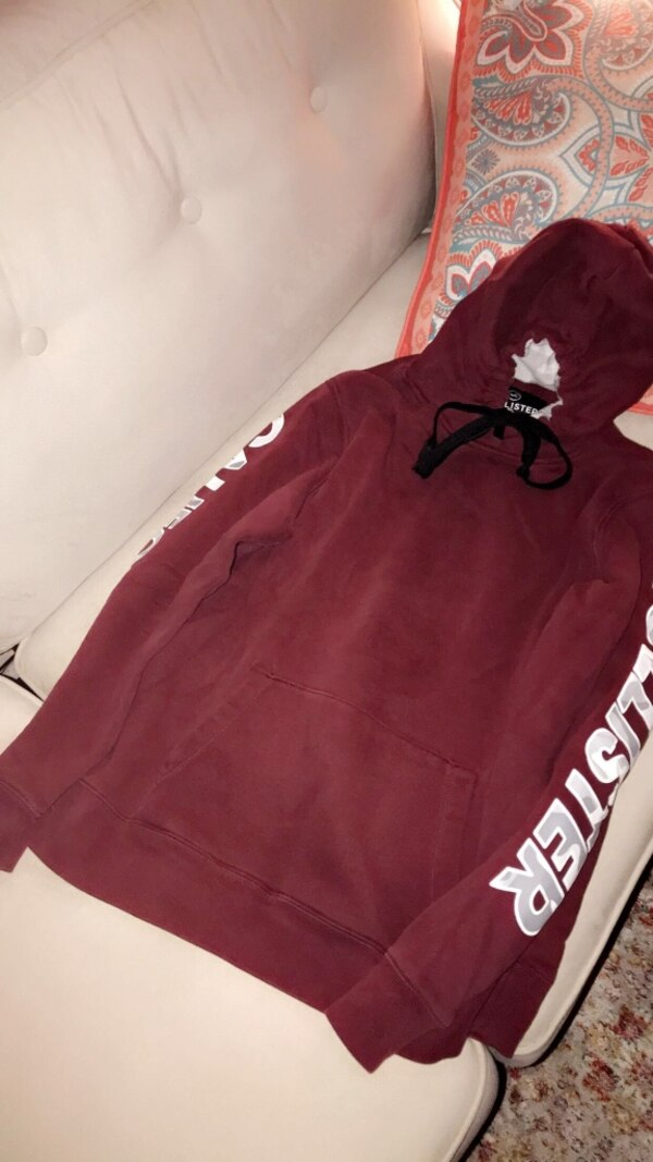 Hollister Hoodie Size L