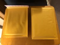 "20 - 6 x 10"" New Kraft Paper PadBubble Envelops Mailers for Ship.20/$5"