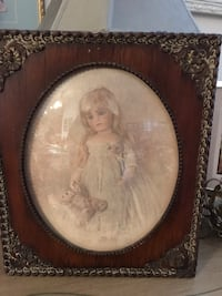 Gorgeous!! Victorian Pictures in Vintage Antique Frames Gainesville, 20155