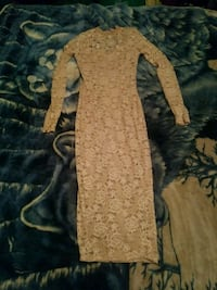 Gold Lace Dress London, N5Y 3A8