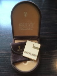 Original vintage 1980's Gucci lighter in the original box never used . It's working perfectly Fjerdingby, 2008