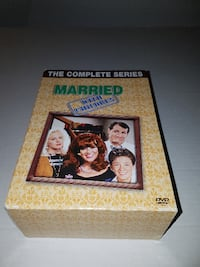 Married with Children DVD Box Set The complete series, every season. London