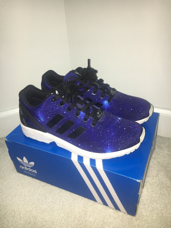 the best attitude aefb5 c4ec8 Adidas ZX Flux