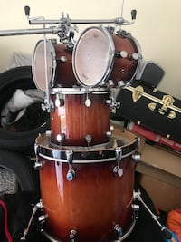 brown and black drum set Fairburn, 30213