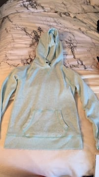 Teal hoodie size extra small Thames Centre, N0L