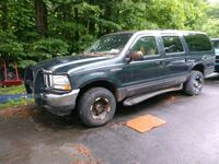 Ford - Excursion - 2000 - negotiable Rock City Falls, 12863