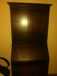 brown wooden cabinet with mirror Thousand Oaks, 91362
