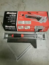 brutus tile cutter with box Ponte Vedra Beach, 32081