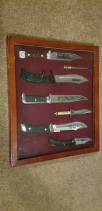 Original Bowie knife Springfield, 22153