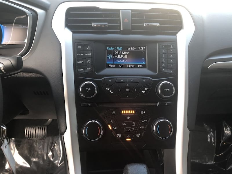 Ford Fusion 2014 12
