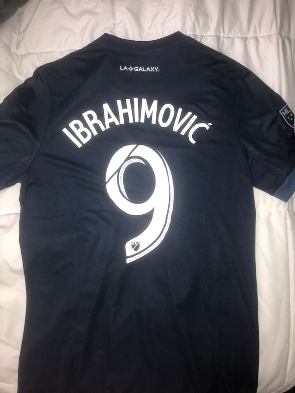 watch 69605 26fc6 Authentic Zlatan Ibrahimović LA Galaxy jersey