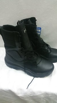 Men's Under Armour Boots Size 12 NWT