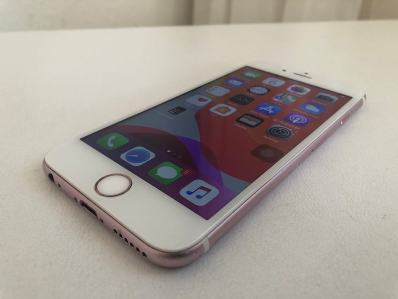 İPHONE 6s 16 GB ROZE GOLD b73caed5-8d21-4093-9a38-a4faa8089be7