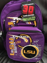 New LSU 3 pieces