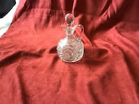 Small Vintage Decanter Mississauga, L5B 2L6